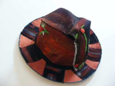 Chapeau Mexicano - LauWagon - broderies