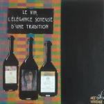 Le Vin… l'élégance…