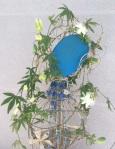 Fantaisie-Sculpture Végétale LW