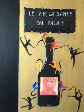 Palais - LauWagon - 60 x 60 cm
