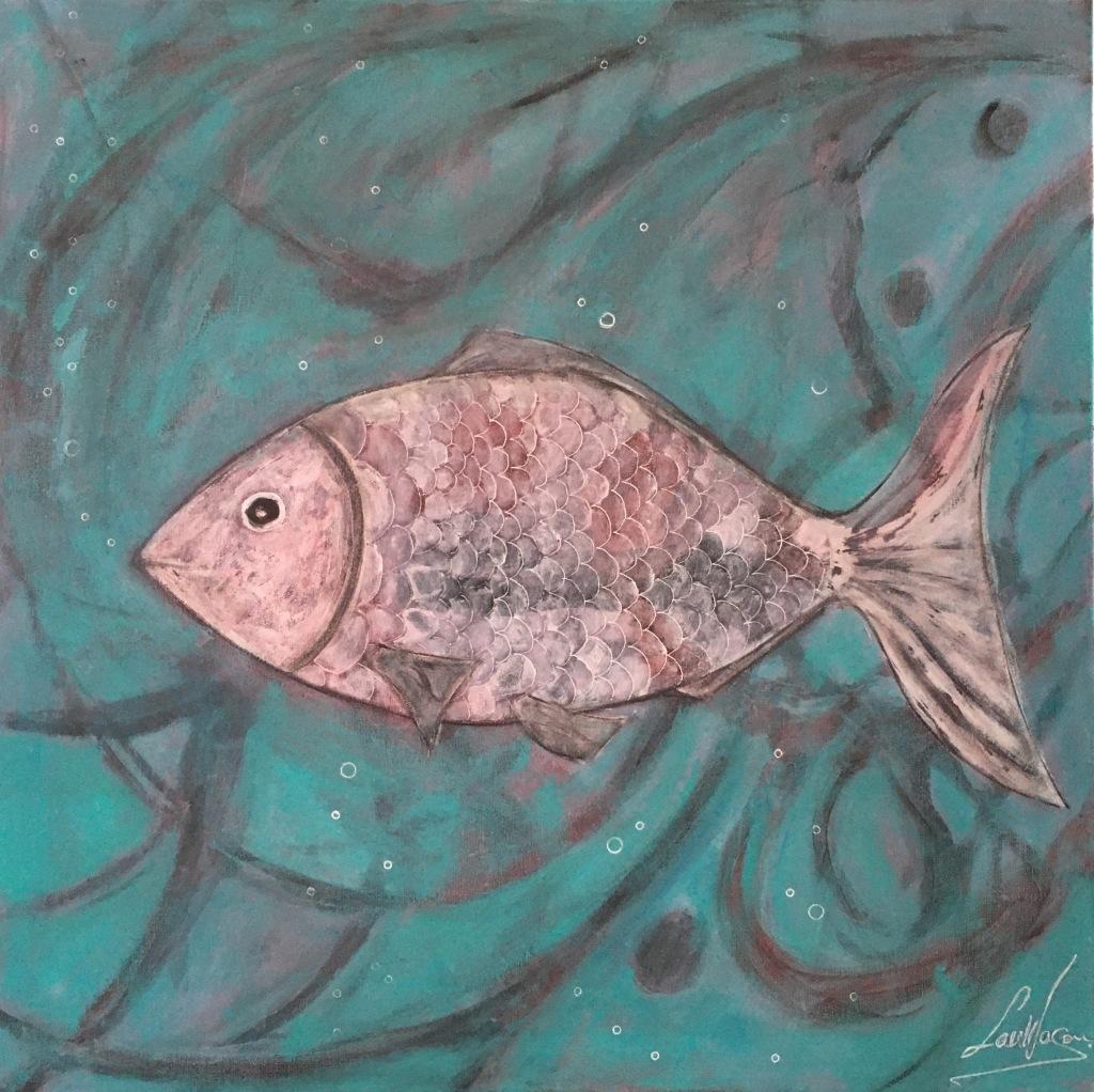 Happy Fish - LauWagon